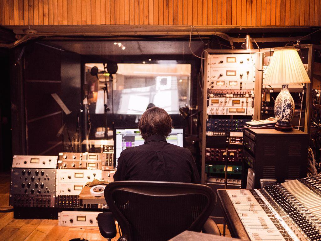 レコーディング・スタジオ