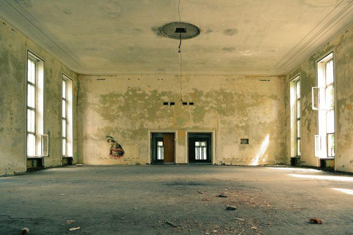 空っぽの部屋