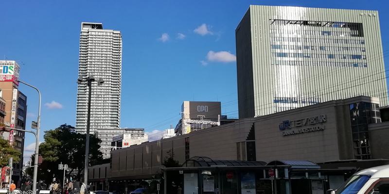 三宮駅北側