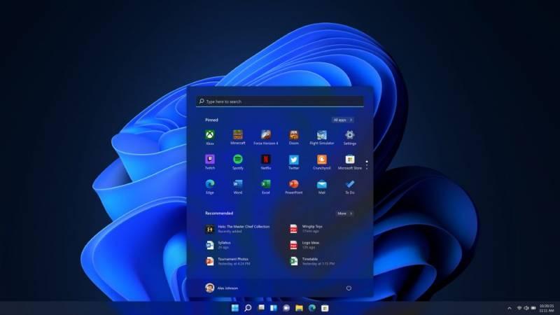 Windows11デスクトップ