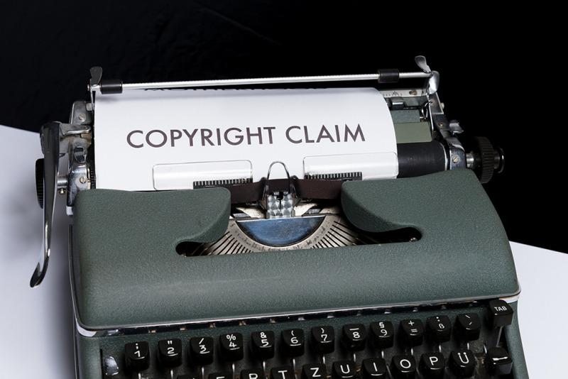 著作権の主張